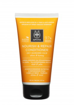 APIVITA NOURISH AND REPAIR CONDITIONER