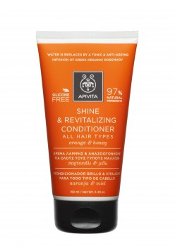 APIVITA SHINE AND REVITALIZING CONDITIONER