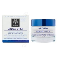 APIVITA AQUA VITA CREAM FOR NORMAL DRY SKIN 50 ML