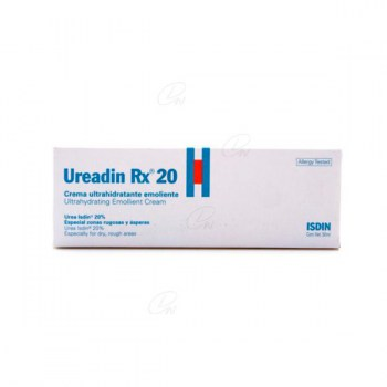 UREADIN RX 20 EMOLLIENT ULTRA-HYDRATING CREAM 100 ML