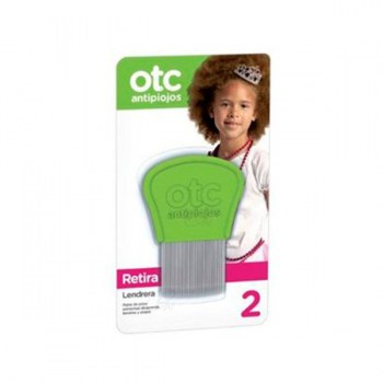 OTC ANTI-LICE COMB 1 UNIT