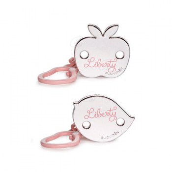 SUAVINEX JEWEL SOOTHER CLIP PINK