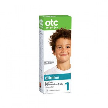 OTC ANTI-LICE LOTION WITH 1,5% PERMETRINE 125 ML