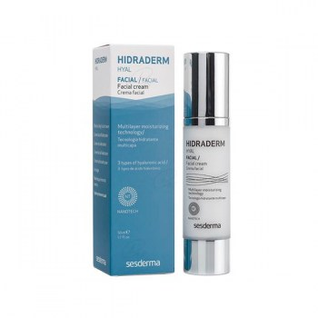 SESDERMA HIDRADERM HYAL FACIAL CREAM 50 ML