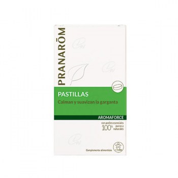 PRANAROM AROMAFORCE 21 SOOTHING LOZENGES
