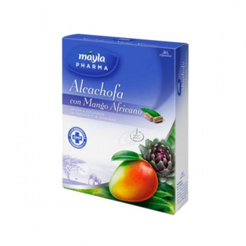 ARTICHOKE WITH AFRICAN MANGO 30 CAPSULES