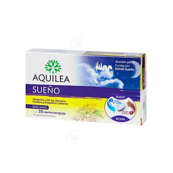 AQUILEA SUENO (SLEEP) 30 TABLETS