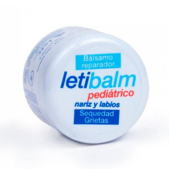 PAEDIATRIC LETIBALM REPAIR BALM FOR NOSE AND LIPS 10 ML