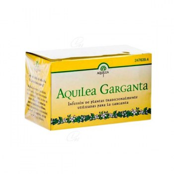 AQUILEA THROAT INFUSION 1,2 G 20 BAGS