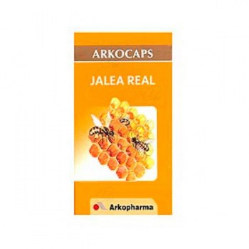 ARKOCAPS ROYAL JELLY 45 CAPSULES