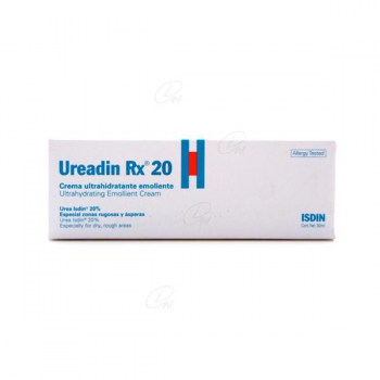 UREADIN RX 20 EMOLLIENT ULTRA-HYDRATING CREAM 50 ML