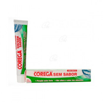 COREGA DEN TURES FIXING CREAM 40 ML. NEUTRAL TASTE