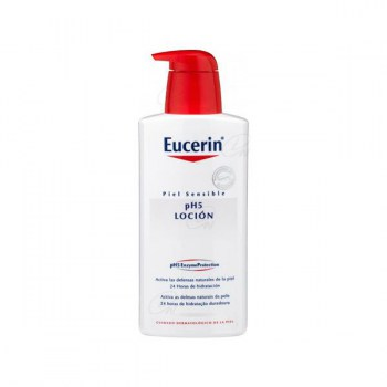 EUCERIN PH5 LOTION FOR SENSITIVE SKIN 400 ML