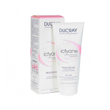 ICTYANE EMOLLIENT CREAM 200 ML