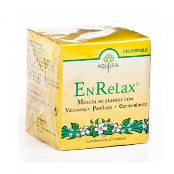 ENRELAX HERBAL TEA 1.5 G 20 SACHETS