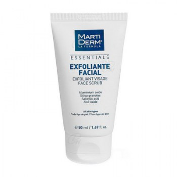 MARTIDERM EXFOLIATING FACIAL CREAM 50 ML