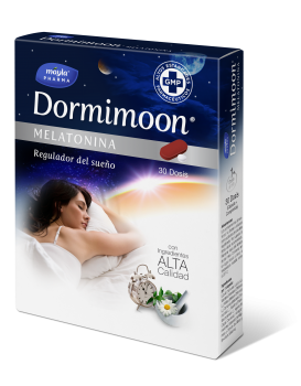 DORMIMOON MELATONINE 30 TABLETS