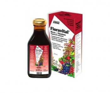 FLORADIX IRON AND VITAMINS ELIXIR 500 ML