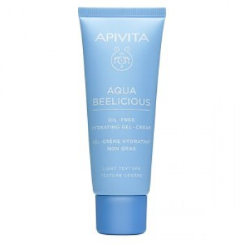 OIL-FREE HYDRATING GEL-CREAM LIGHT TEXTURE AQUA BEELICIOUS 40 ML
