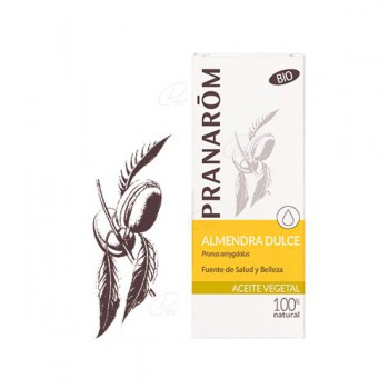 PRANAROM SWEET ALMOND VEGETABLE OIL 50 ML