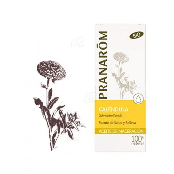 PRANAROM CALENDULA VEGETABLE OIL 50 ML