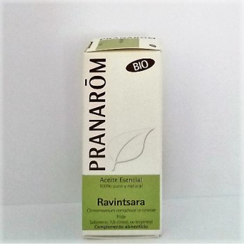 PRANAROM ORGANIC RAVINTSARA ESSENTIAL OIL 10 ML